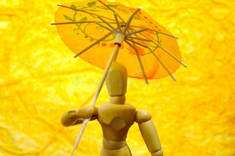 Download Parapluie photo stock. Image du concept, parapluie, dessins - 60074