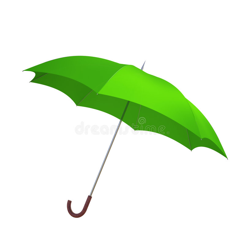 parapluie illustration stock