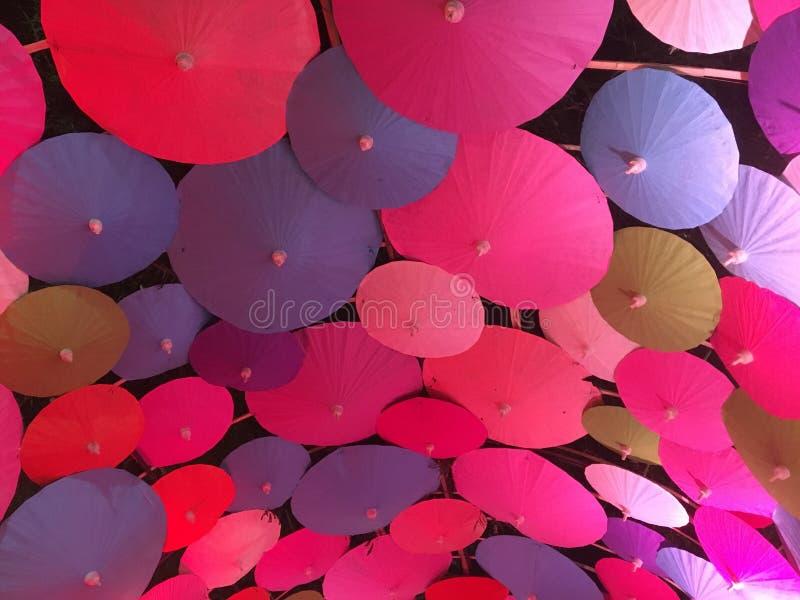 Parapluie coloré photographie stock