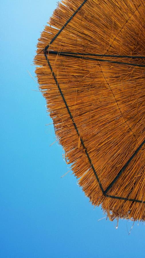 Parapluie d'été images stock