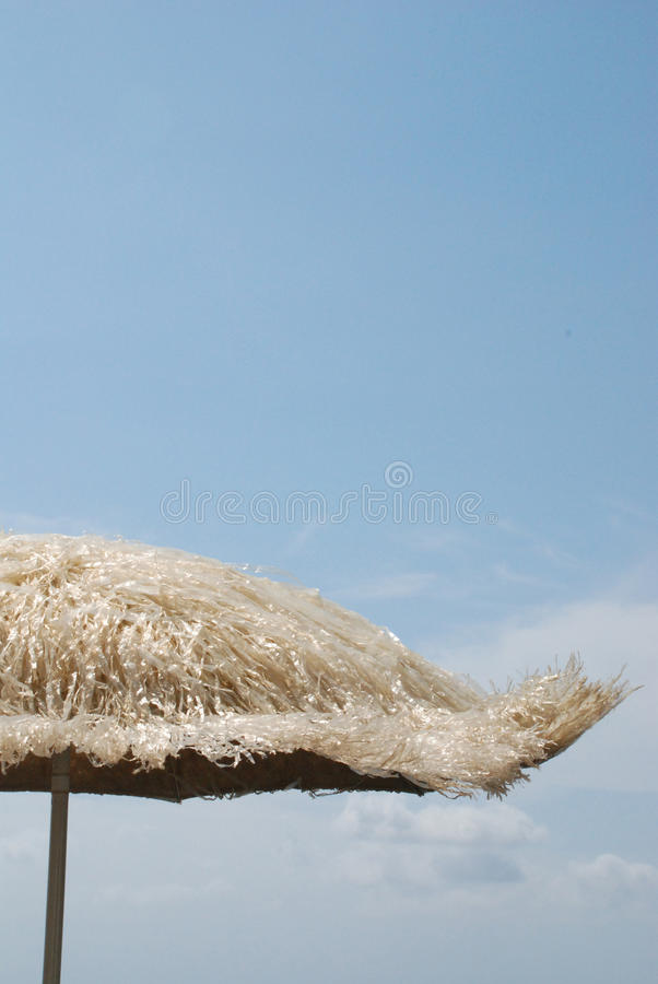 Parapluie de plage 1 photos stock