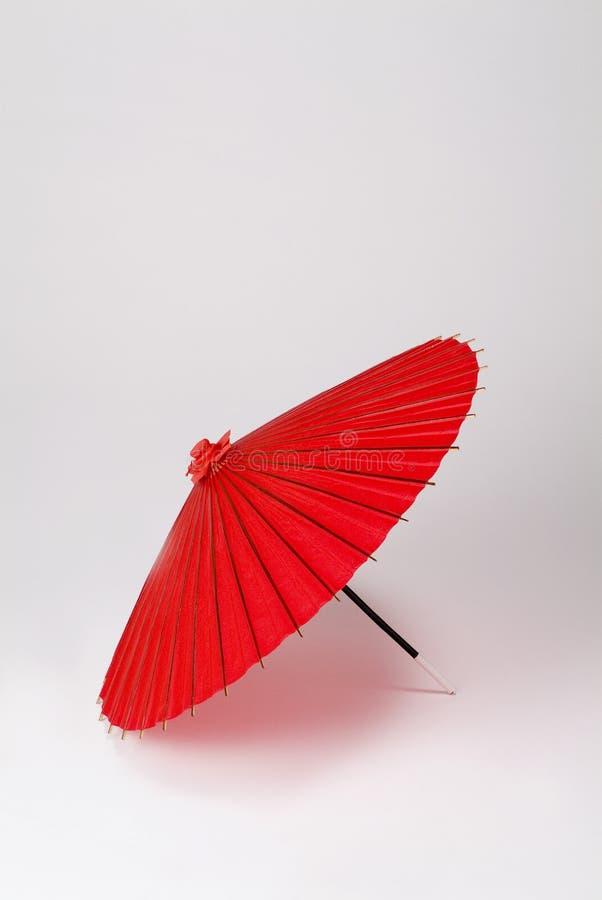 Parapluie japonais de pétrole-papier images libres de droits