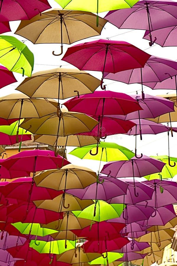 parapluies image stock