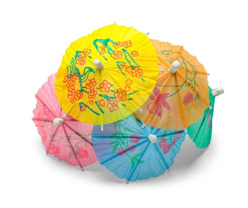 Parapluies japonais photographie stock libre de droits