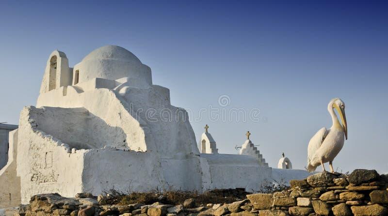 Download Paraportiani стоковое фото. изображение насчитывающей башня - 6869204