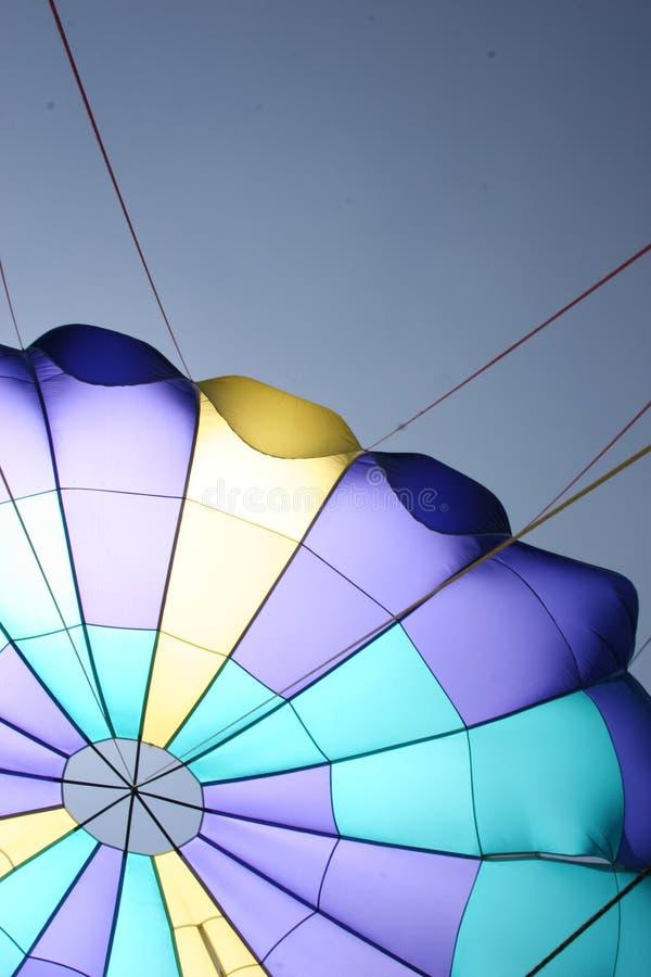 parasail στοκ φωτογραφία με δικαίωμα ελεύθερης χρήσης