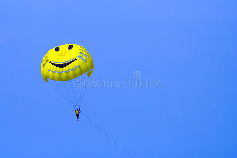 Download Parasailing stock photo. Image of floating, lifestyles - 2138596