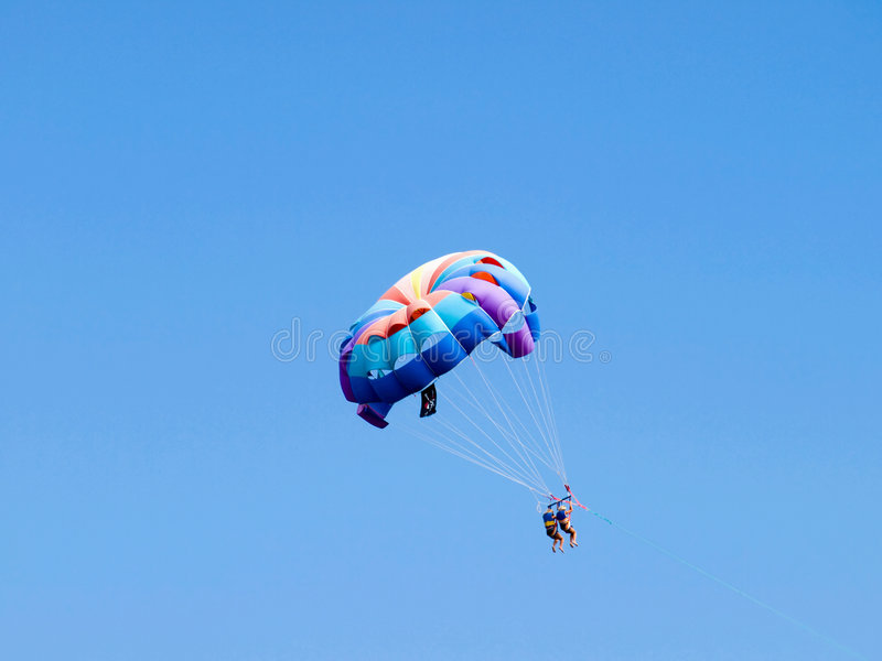 Download Parasailing stock photo. Image of motorsports, hobby, africa - 7719868