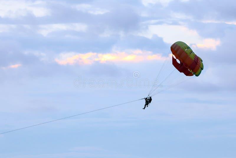 Parasailing at Miami, Florida image - Free stock photo