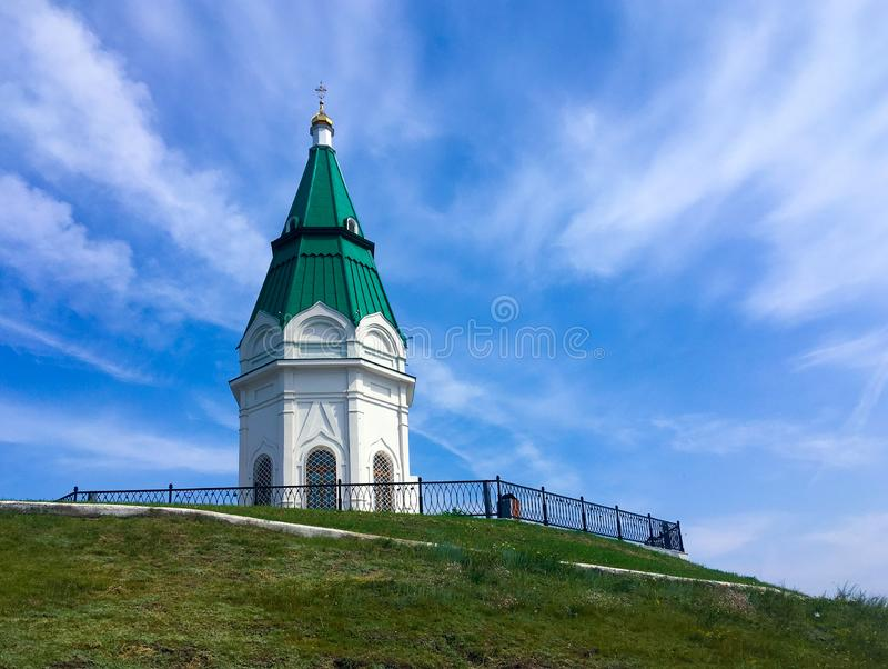 Paraskeva Pyatnitsa Chapel lizenzfreie stockfotografie