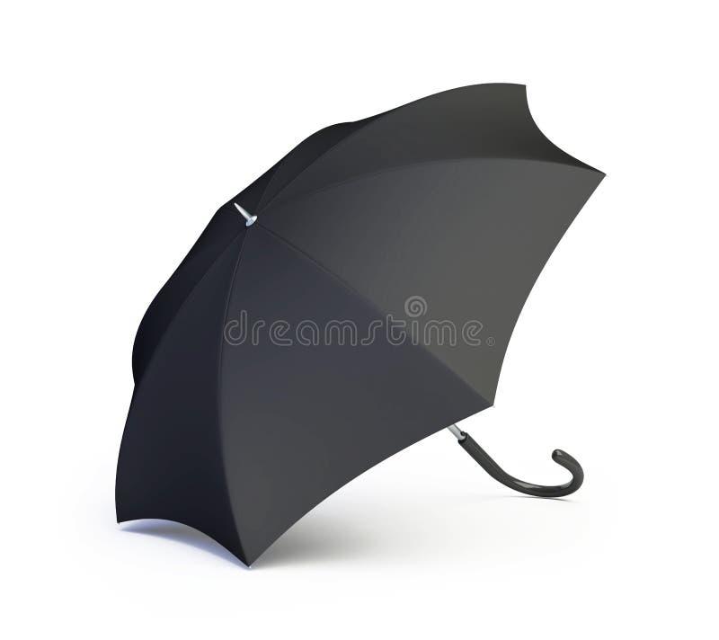 Download Parasol ilustracji. Ilustracja złożonej z pogoda, biały - 13325287