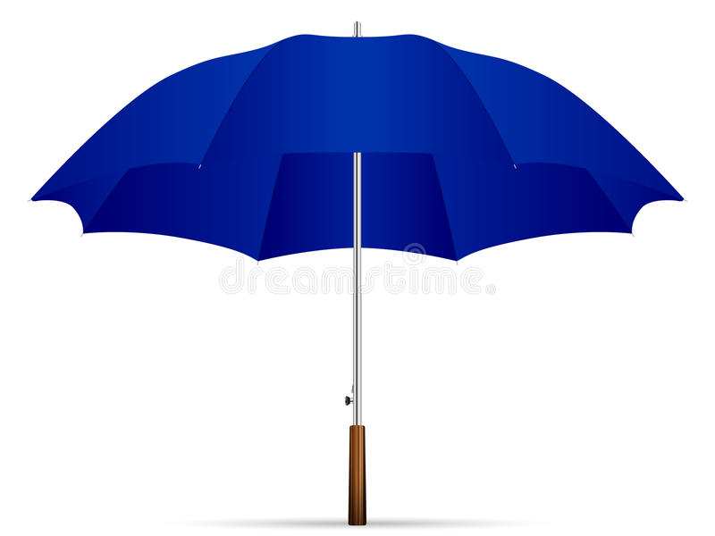 parasol royalty ilustracja