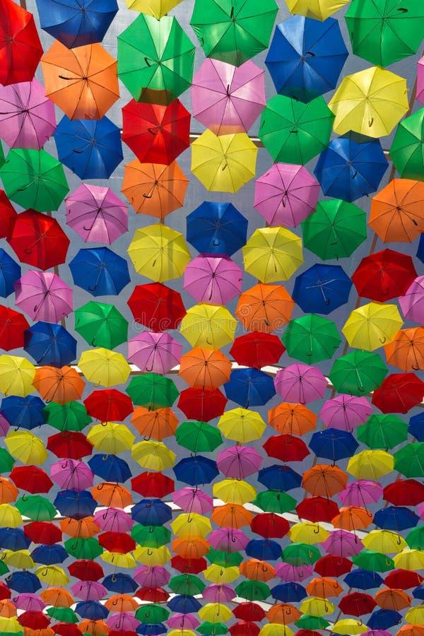 Download Parasole obraz stock. Obraz złożonej z festiwale, kolorowy - 57674711