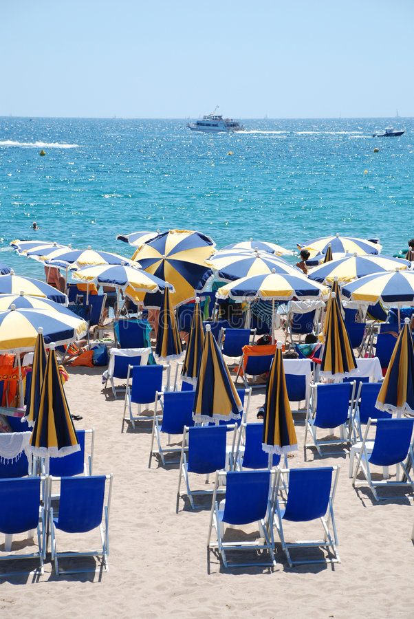 parasols obrazy royalty free
