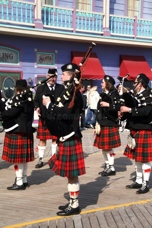 Parata del giorno di St Patrick immagine stock