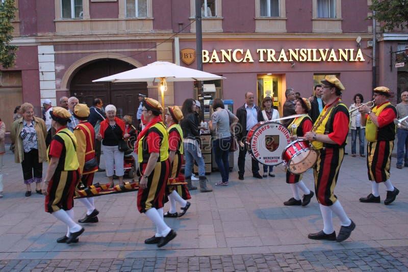 Parata Della Via Fotografia Stock Editoriale
