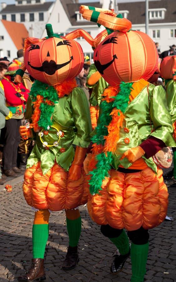 Parata di carnevale di Maastricht 2011 immagine stock libera da diritti