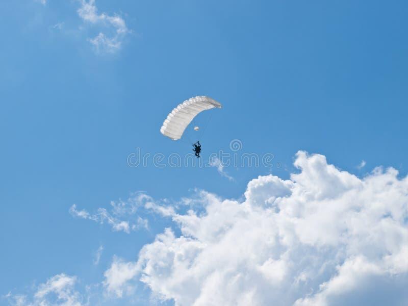 Download Paratrooper stock image. Image of activity, hobby, danger - 25818989