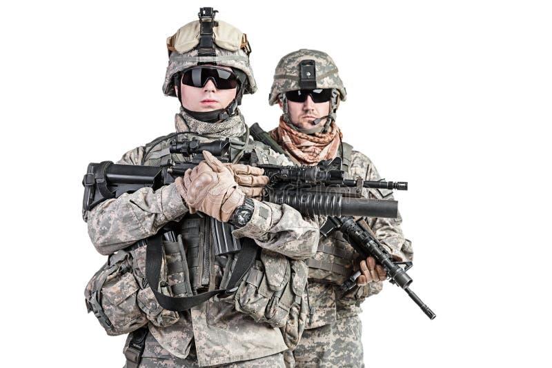 paratroopers imagem de stock royalty free