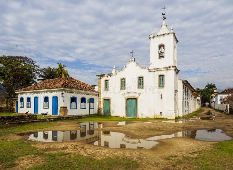 Paraty, Brasile immagine stock libera da diritti
