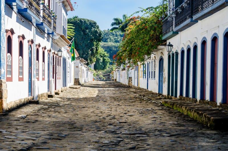 Paraty - Rio de Janeiro stockbilder