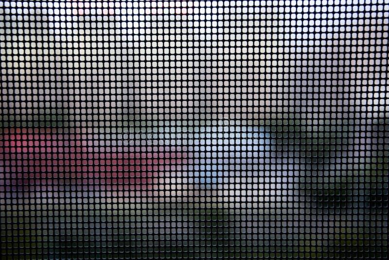 Parawanowego okno niejasnej plamy przymglenia niewyraźny tło obrazy royalty free