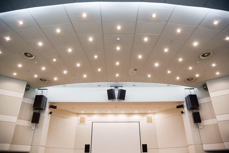 parawanowy audiosystem wideo zdjęcia stock