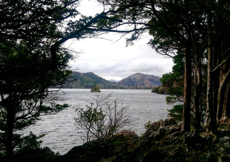 Parc全国de基拉尼 免版税库存图片