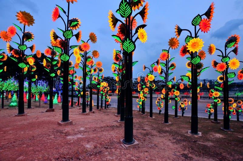 Parc à thème de Je-ville, Shah Alam Malaysia photo stock