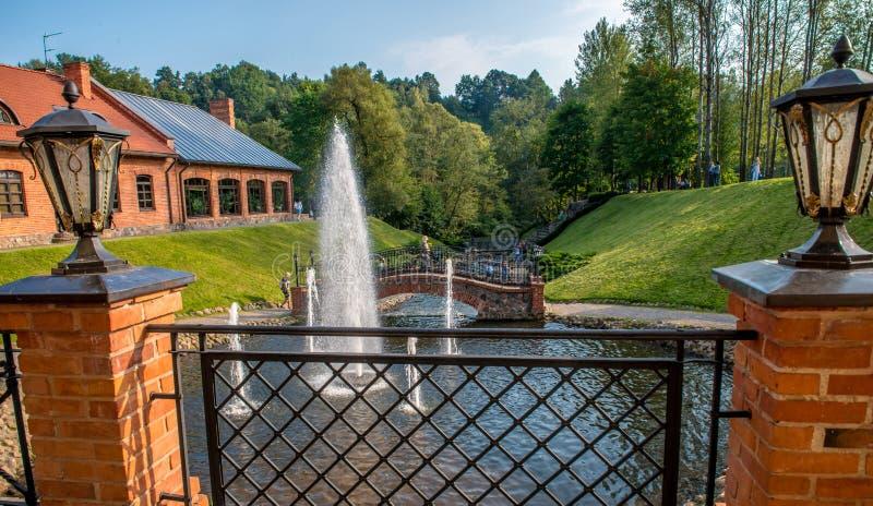 Download Parc à Vilnius image stock éditorial. Image du near, pierre - 77157599