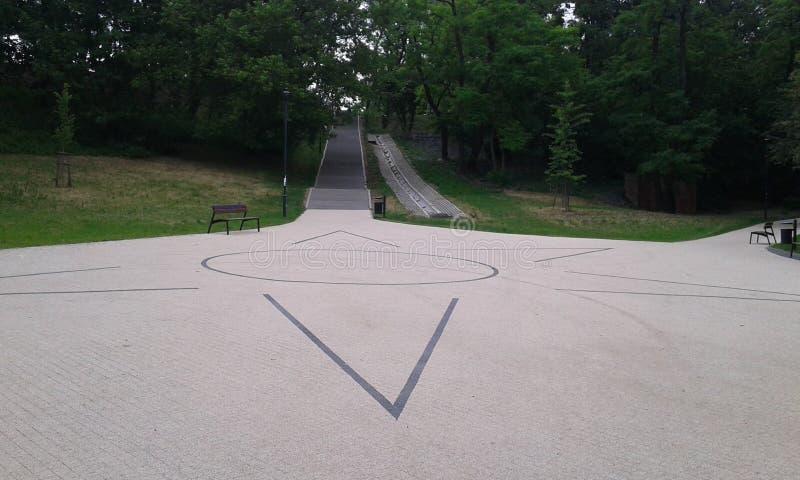 Parc Agricole photo libre de droits