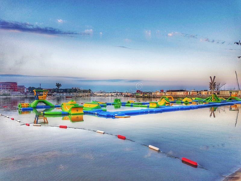 Parc aquatique photos stock