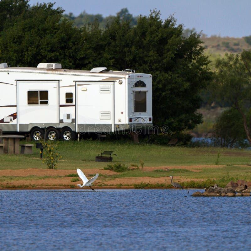 Parc d'état de Grandes Plaines photo libre de droits