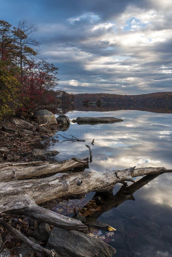 Parc d'état de Harriman, l'état de New-York photographie stock