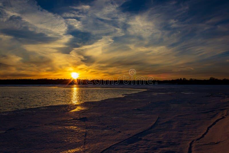 Parc d'Alderwood - route de Liverpool, Pickering Ontario photographie stock