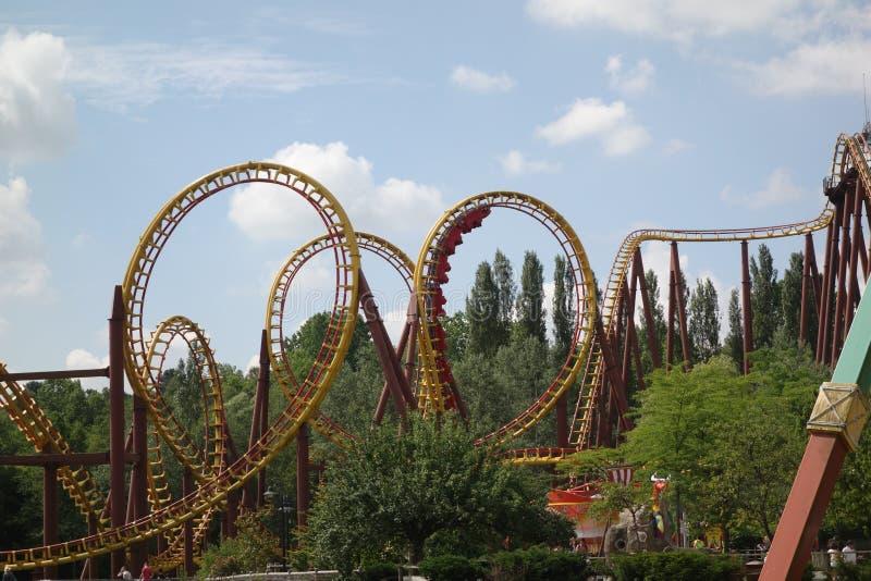 Parc d'attractions de Disneyland pour des enfants Paris, France photo stock