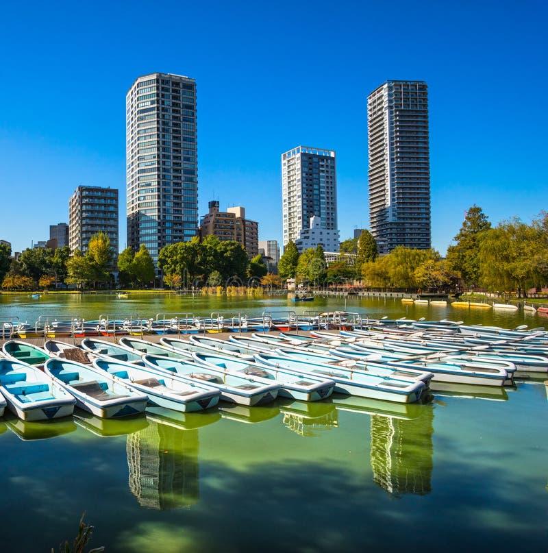 Parc d'Ueno, Tokyo, Japon photos stock