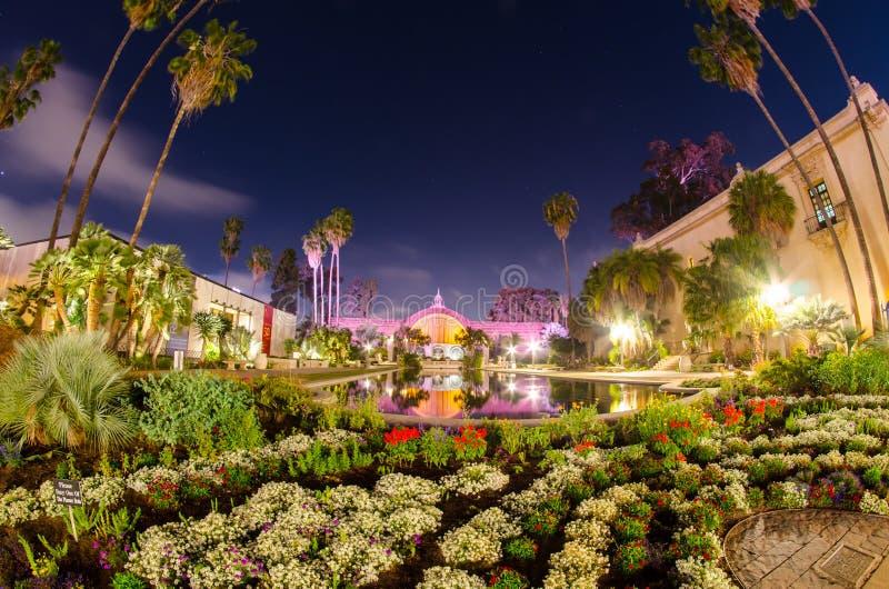Parc de Balboa images libres de droits