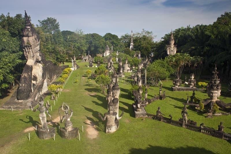 Parc de Bouddha photos libres de droits