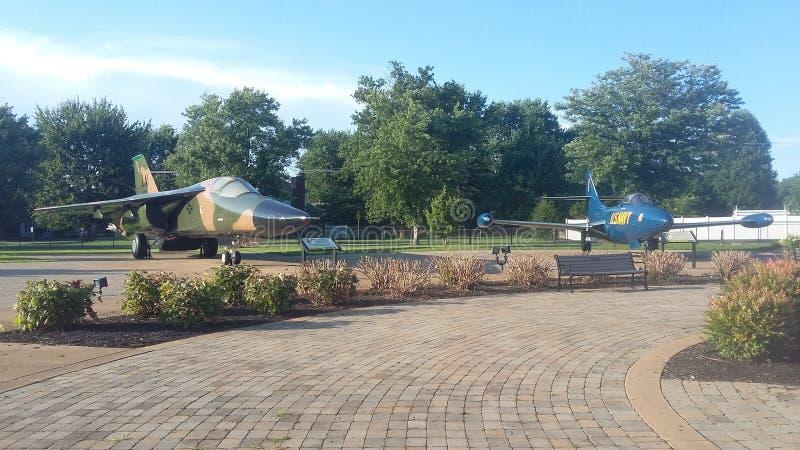 Parc de Bowling Green Kentucky photos libres de droits