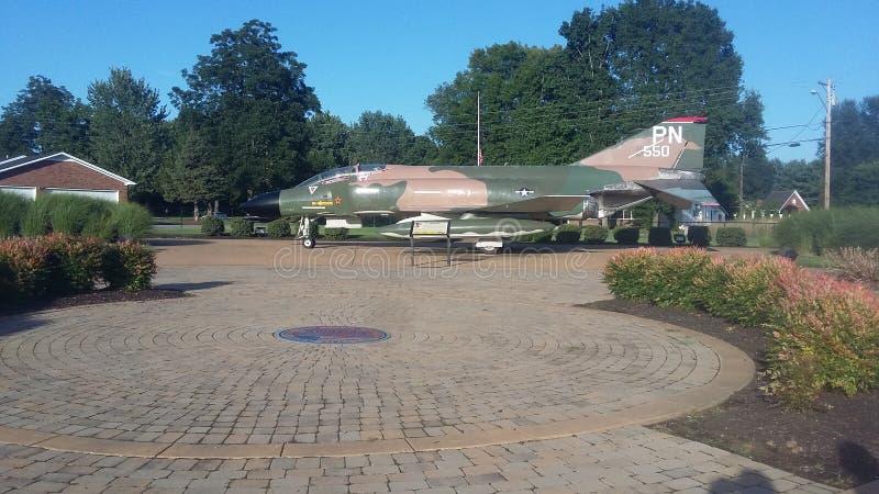 Parc de Bowling Green Kentucky photo stock