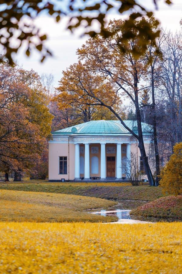 Parc de Catherine, Pushkin, photo stock