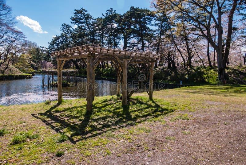 Download Parc De Château De Hirosaki Image éditorial - Image du complètement, historique: 76089410