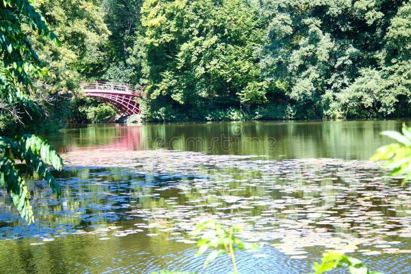 Parc de Charlottenburg images stock