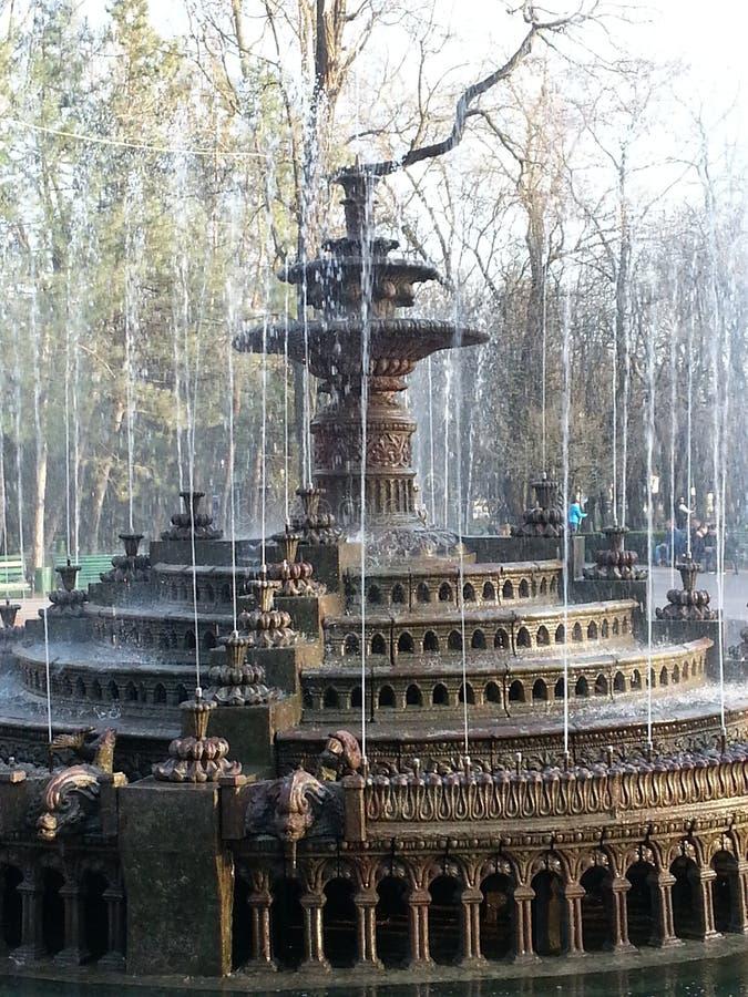 Parc de Chisinau photo libre de droits