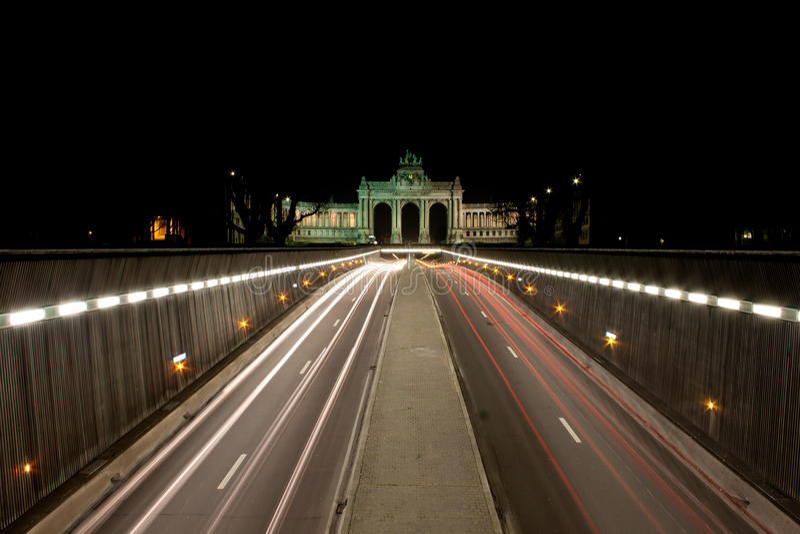 Download Parc De Cinquantenaire, Brussels Royalty Free Stock Photos - Image: 19018568
