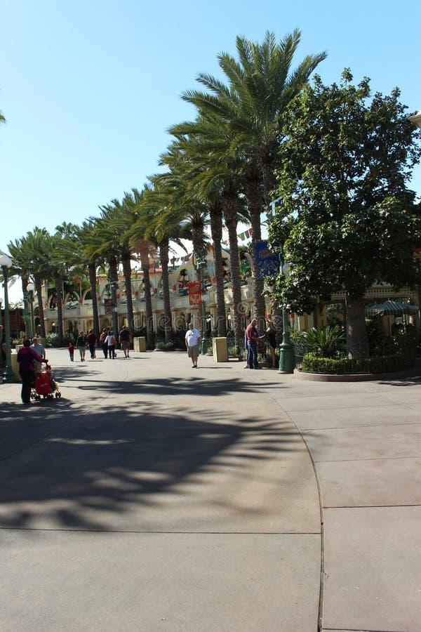 Parc de Disneyland photos stock
