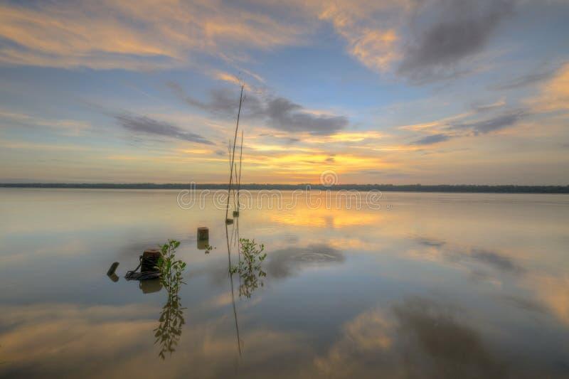 Parc de Laguna, Klang Selangor photos stock