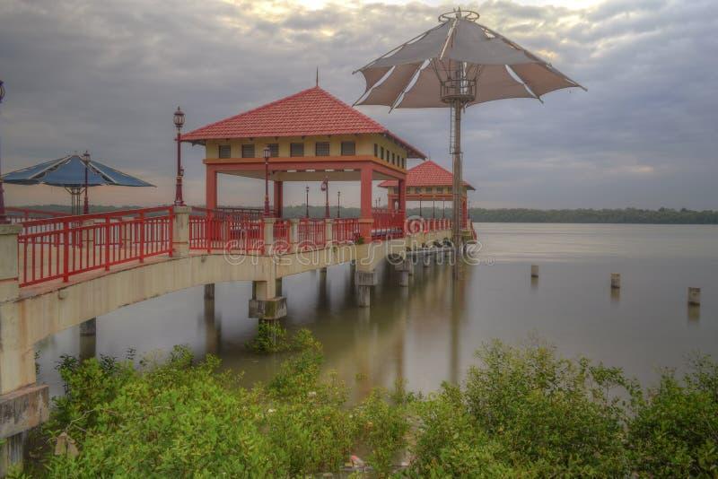 Parc de Laguna, Klang Selangor Malaisie photos libres de droits