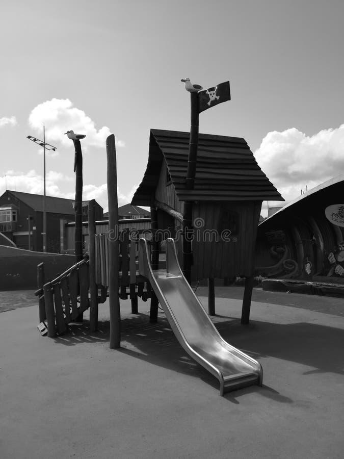 Parc de pirate photo libre de droits